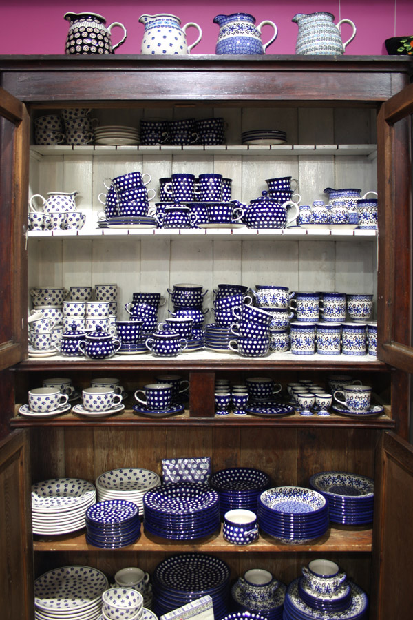 Ceramika z Bolesławca