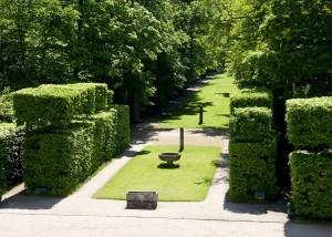 Ogród Barokowy w Nieborowie