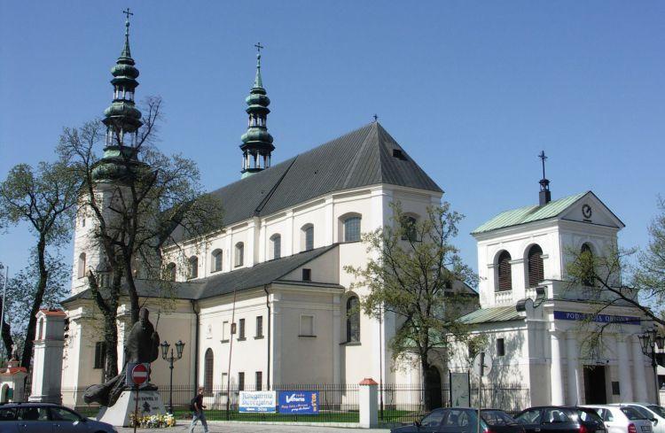 Bazylika katedralna p.w. Wniebowzięcia NMP w Łowiczu