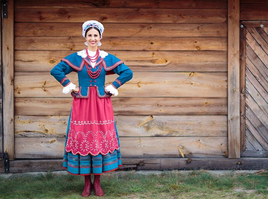 Kujawski strój ludowy