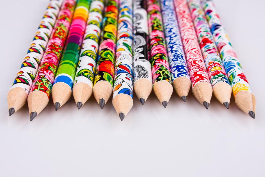 FOLK ołówki