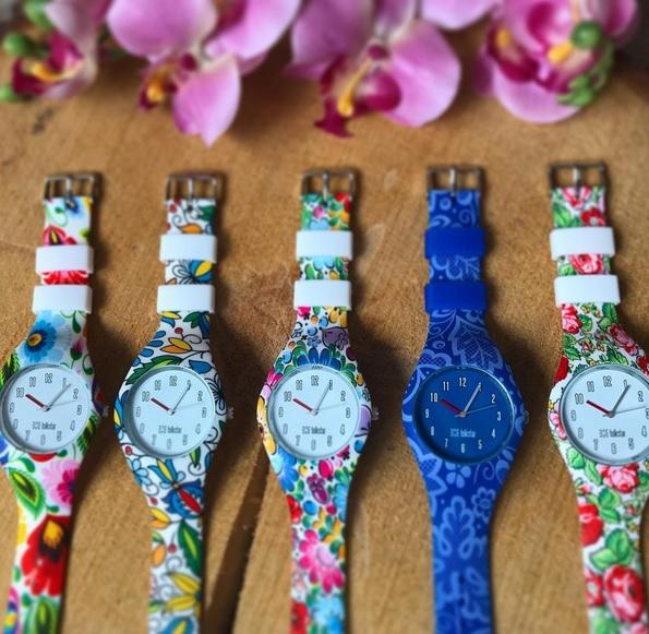 FOLK zegarki silikonowe