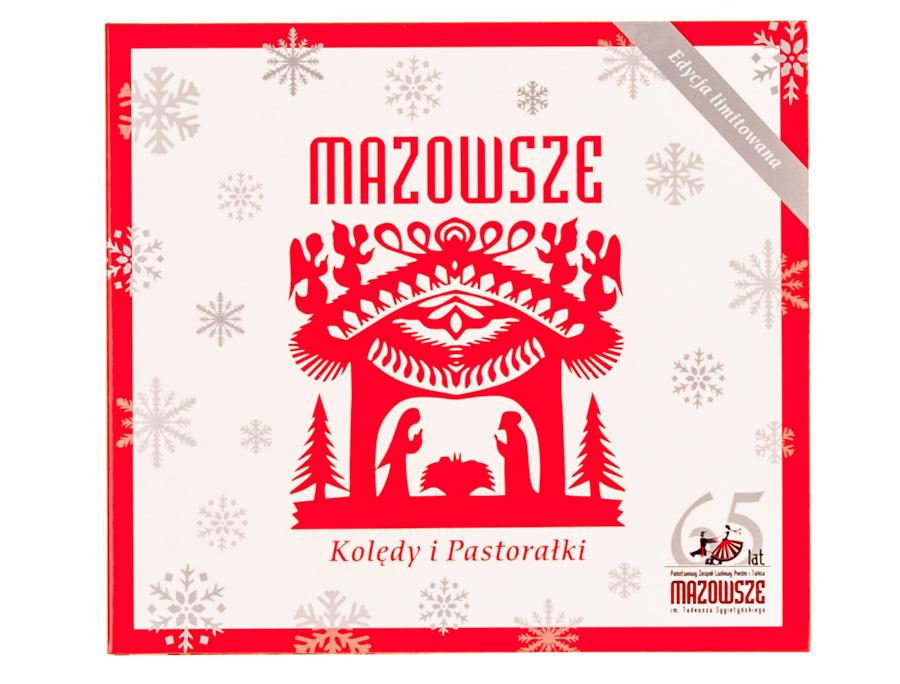 """Kolędy zespołu """"Mazowsze"""""""