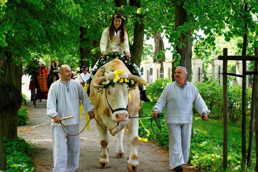 Na terenie całej Polski znane są różne zwyczaje związane z pasterskim świętowaniem.