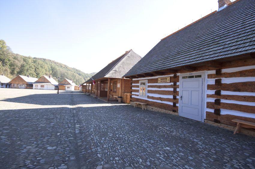 Gromadzi zabudowania Pogórzan, mieszkańców Bieszczad i Rzeszowszczyzny
