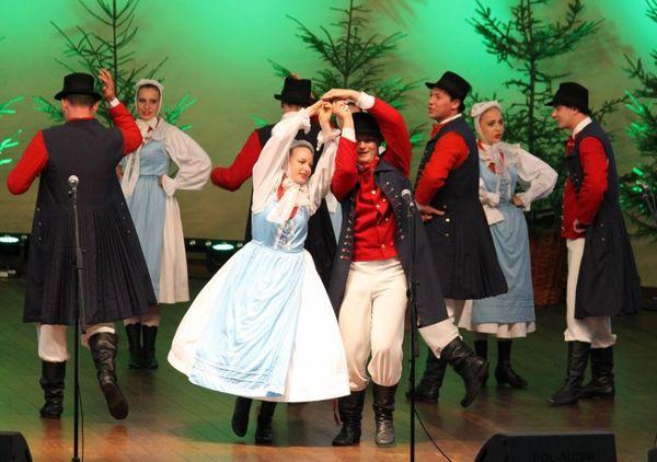 Tydzień Kultury Beskidzkiej to prezentacja polskiego folkloru i gości ze świata