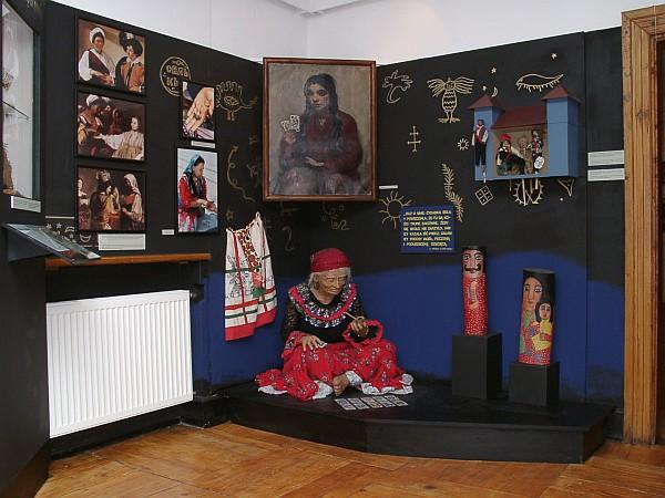 Stała wystawa romska to jedna z niewielu tego typu wystaw w Europie