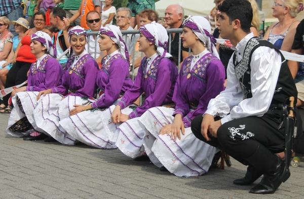 W Beskidach można dotknąć folkloru z różnych części świata