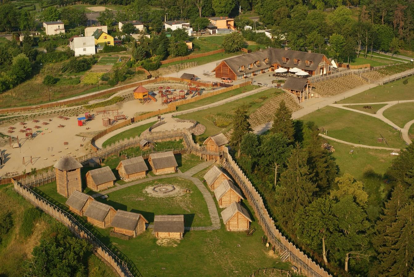 Muzeum Mitologii Słowiańskiej przedstawia najdawniejszą kulturę ziem polskich