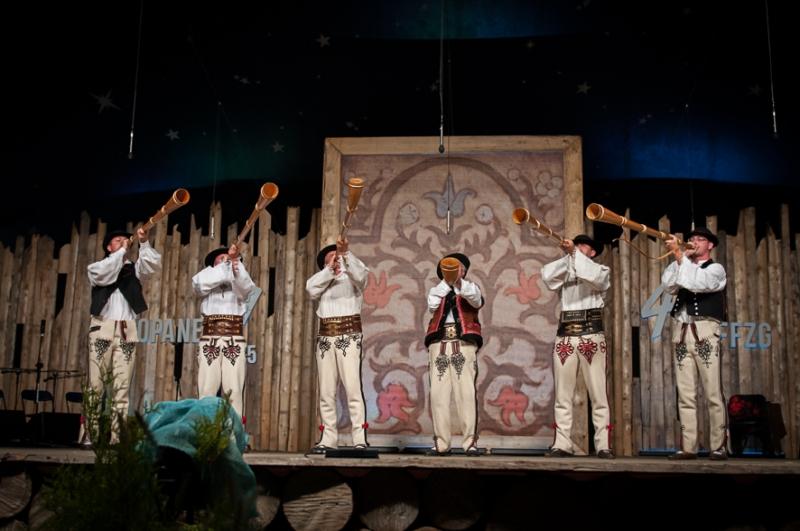 Festiwal w Zakopanem