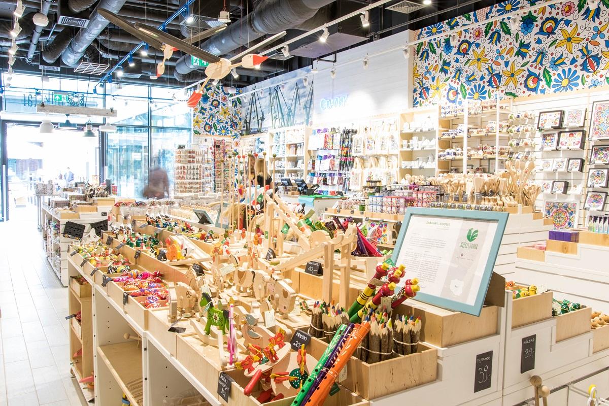 Sklep Folkstar Gdańsk - drewniane zabawki