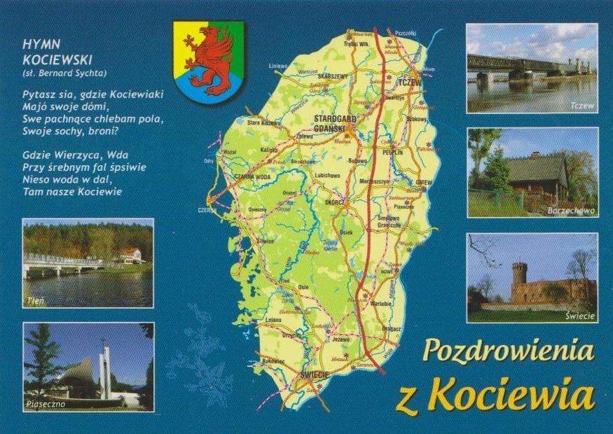 Pocztówka z Kociewia