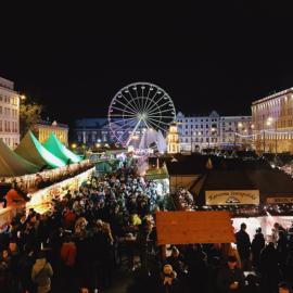 Jarmark Bożonarodzeniowy w Poznaniu