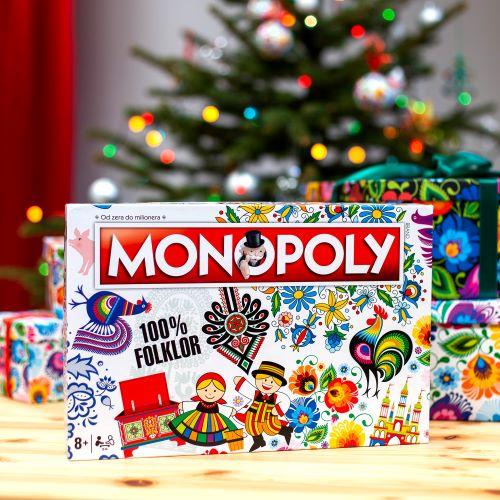 Folk Monopoly - prezent dla całej rodziny