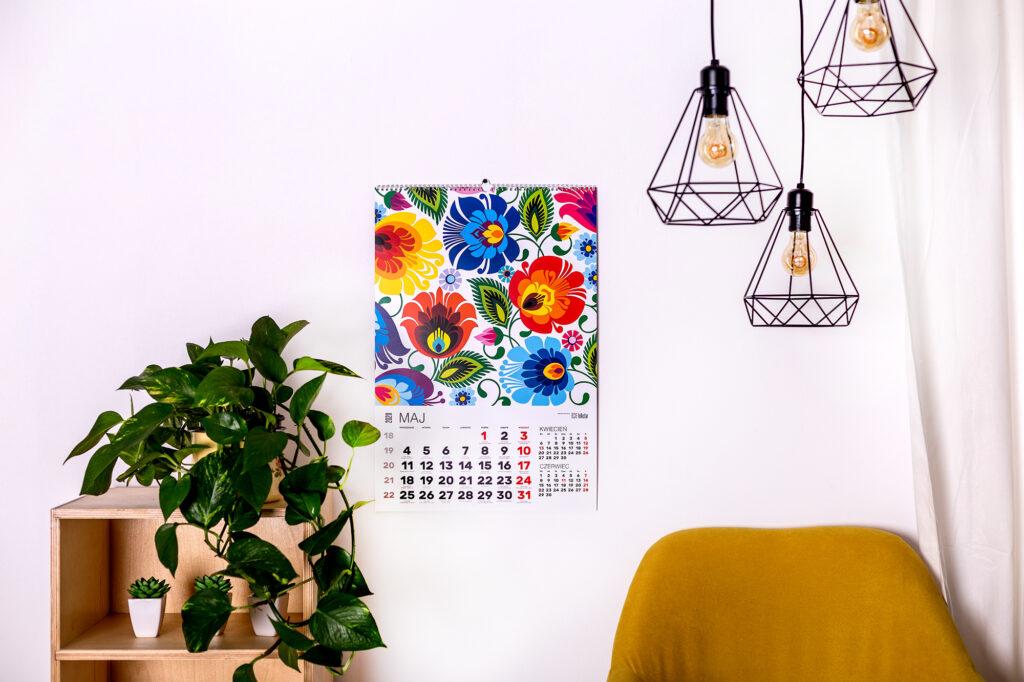 Kalendarz jubileuszowy - pomysł na praktyczny prezent